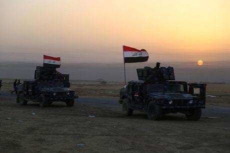 Chien dich giai phong Mosul: 'Chua danh da loan' - Anh 1