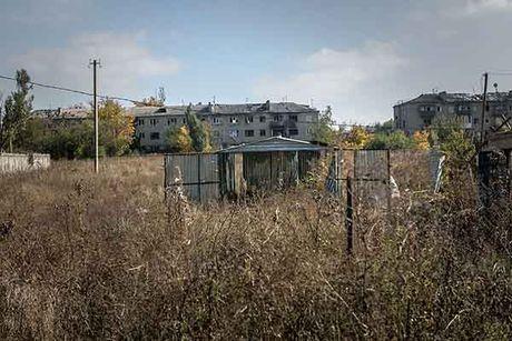 Can canh 'quan tinh nguyen' Ukraine ngoai chien tuyen - Anh 1