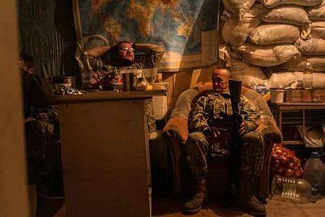 Can canh 'quan tinh nguyen' Ukraine ngoai chien tuyen - Anh 3