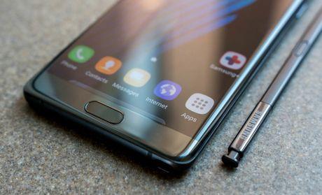 Samsung mo quay doi Galaxy Note7 tai cac san bay tren toan cau - Anh 1