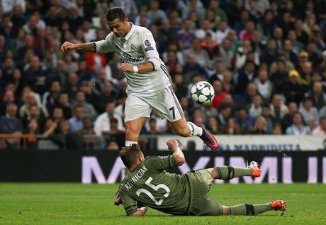 Champions League: Ronaldo 'tit ngoi' Real Madrid van dai thang - Anh 3