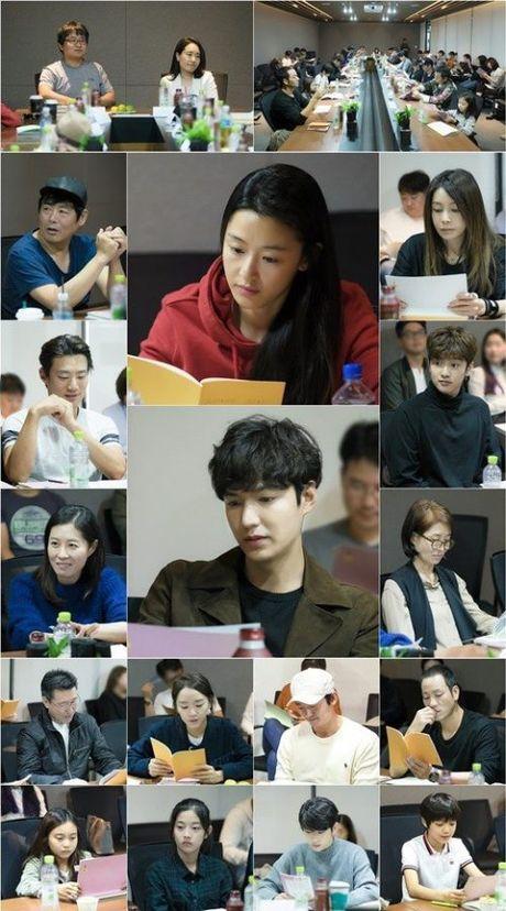 Krystal se gop mat trong phim cua Lee Min Ho - Anh 2