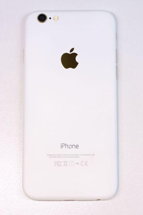 Do vo iPhone 6 thanh trang nham, tai sao lai khong? - Anh 6