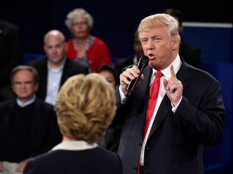 Donald Trump chi trich truyen thong My thien vi - Anh 1