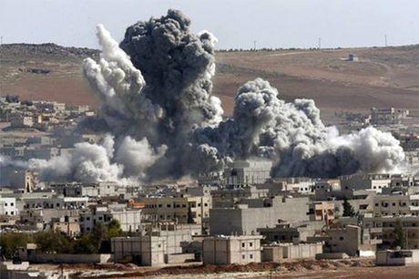 Phe noi day Syria tu choi roi Aleppo - Anh 1