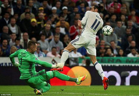 """Real Madrid """"nghien nat"""" Legia Warsaw o Bernabeu - Anh 3"""