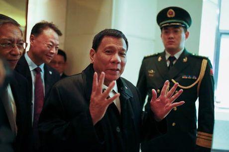 Phe doi lap Philippines lo so - Anh 1