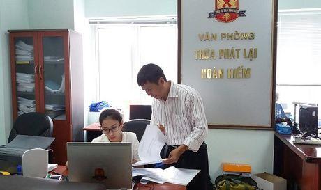Thua phat lai: Rat it viec to chuc thi hanh an - Anh 1
