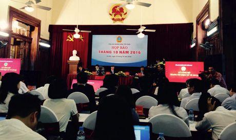 TAND Toi cao phu nhan vu 'an oan Tran Van Vot' - Anh 1