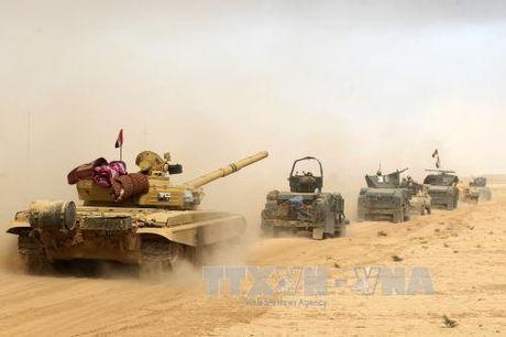 Chien dich giai phong Mosul se keo dai 2 thang - Anh 1