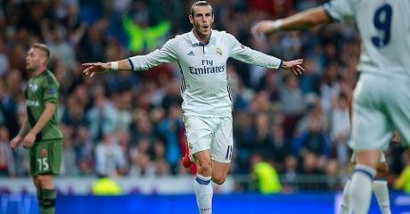 Highlight: Real Madrid 5-1 Legia (Bang F Champions League) - Anh 1