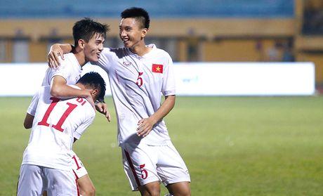 Kich ban khien U19 Viet Nam mat suat tai tu ket giai U19 chau A - Anh 3