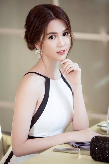 Ngoc Trinh buoc phai thot ra loi 'cay dang' nay khi bi ban trai dai gia phan boi? - Anh 1