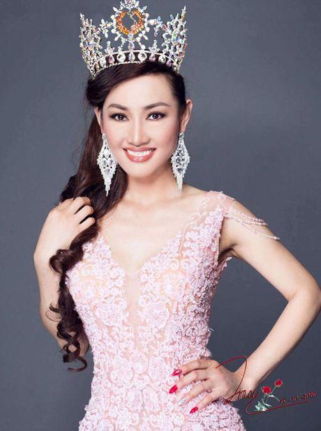 Tracy Hang Nguyen se dai dien cho Viet Nam tham du Mrs World 2016 - Anh 1