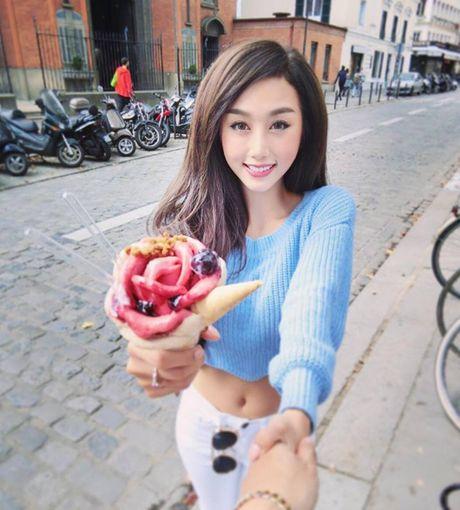 Bi quyet mix do luc nao cung long lanh cua Yuu Quynh Nhi - Anh 1