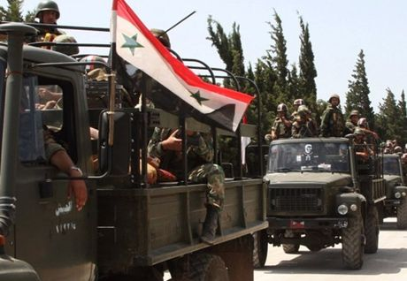 Tinh hinh Syria 19/10: Nga se hanh dong neu IS rut tu Mosul xuat hien o Syria - Anh 2