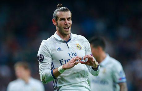 Real Madrid - Legia: Mua ban thang tai Bernabeu - Anh 1