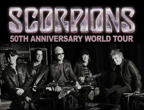 Scorpions: Su tro lai tu mot huyen thoai - Anh 5