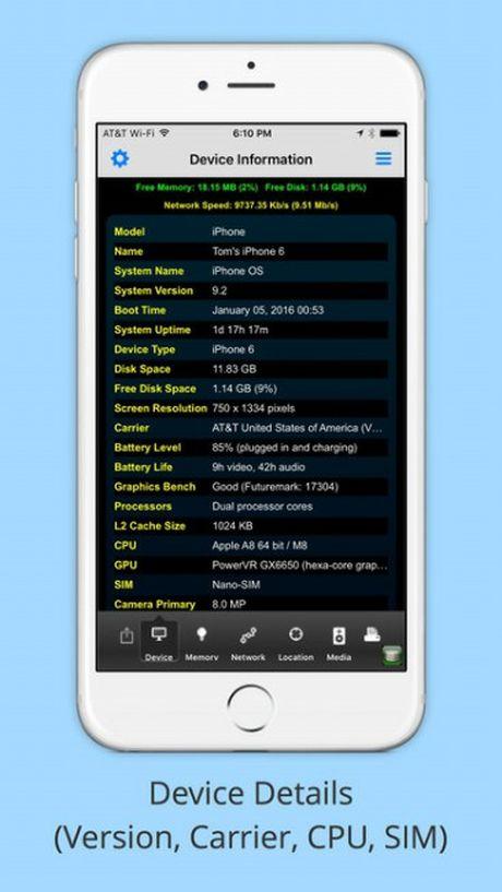 6 ung dung mien phi cho iOS trong ngay 19/10 - Anh 4