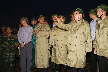 Bao so 7 suy yeu con cap 8, cap 9 tren bien dang vao Quang Ninh - Anh 2