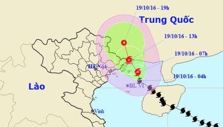 Bao so 7 suy yeu con cap 8, cap 9 tren bien dang vao Quang Ninh - Anh 5