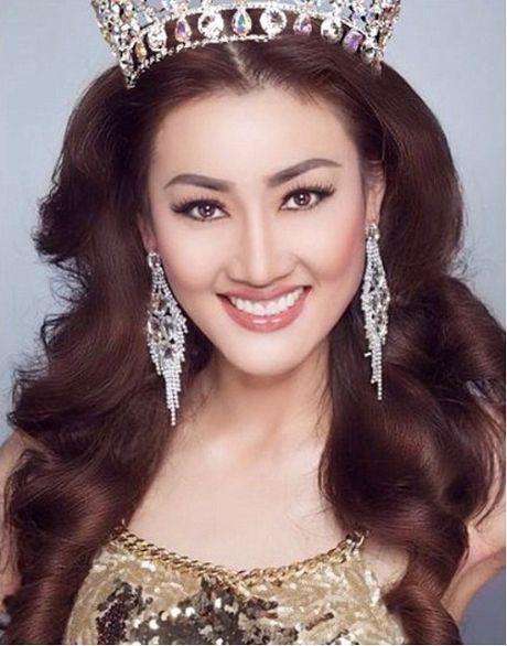 Tracy Hang Nguyen dai dien Viet Nam du thi 'Hoa hau quy ba the gioi' - Anh 2