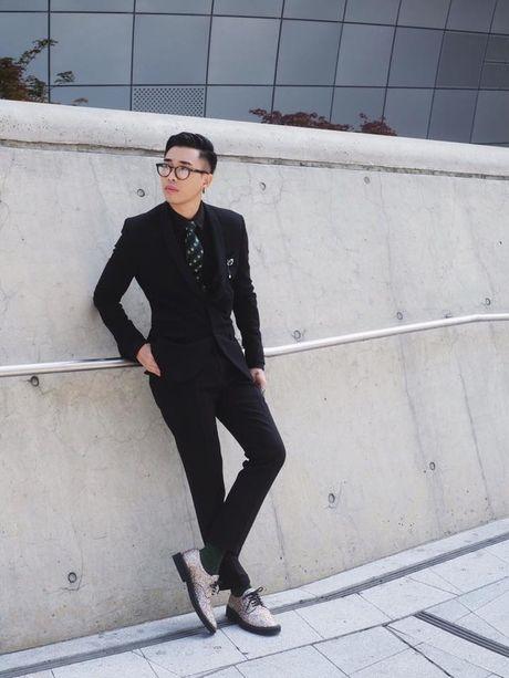 Loat fashionista Viet 'oanh tac' Seoul Fashion Week 2017 - Anh 1
