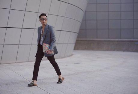 Loat fashionista Viet 'oanh tac' Seoul Fashion Week 2017 - Anh 2