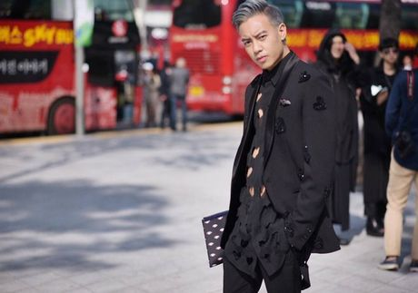 Loat fashionista Viet 'oanh tac' Seoul Fashion Week 2017 - Anh 7