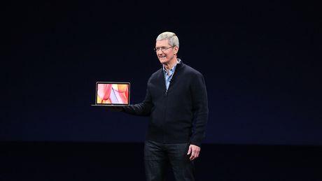 Ngay 27/10 Apple se ra mat may tinh moi - Anh 1