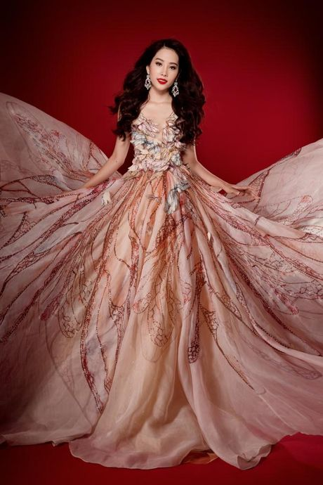 Nam Em doat huy chuong bac trong phan thi tai nang tai Miss Earth 2016 - Anh 2