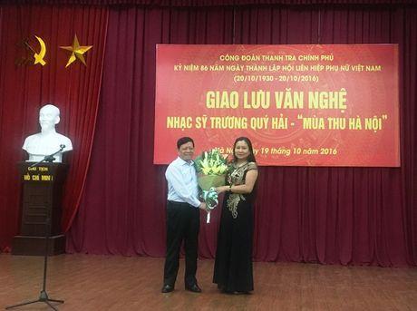 Thanh tra Chinh phu ky niem Ngay Thanh lap Hoi Lien hiep Phu nu Viet Nam - Anh 3