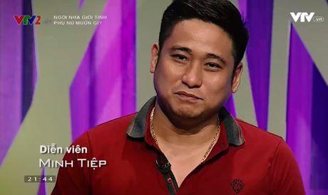 Minh Tiep: Trong tinh duc phai co tinh yeu - Anh 1