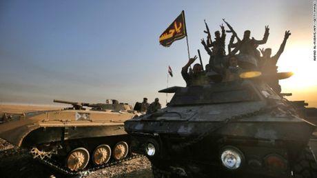 Chao lua Mosul soi suc trong chien dich giai phong - Anh 3