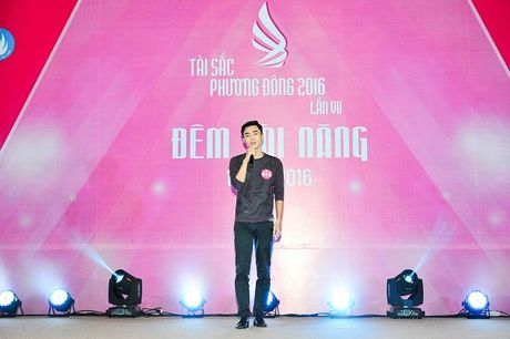 Dan trai xinh gai dep quy tu trong dem Tai nang 'Tai sac Phuong Dong lan VII nam 2016' - Anh 9