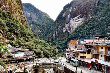 Machu Picchu - Thanh pho mat tich cua nguoi Inca - Anh 2