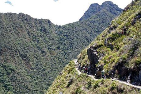 Machu Picchu - Thanh pho mat tich cua nguoi Inca - Anh 4