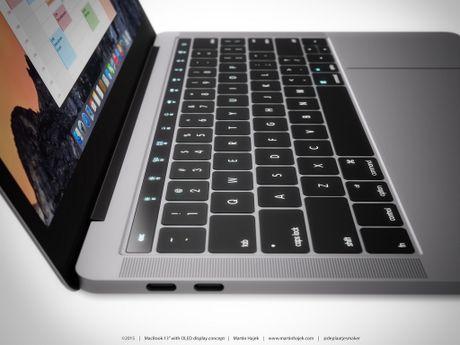 Apple se ra mat MacBook the he moi vao 27 thang 10 toi day - Anh 3