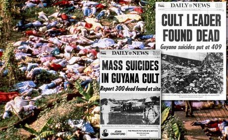 Vu 'tham sat' kinh hoang tai Jonestown: Gan 1,000 nguoi uong thuoc doc, tu sat tap the - Anh 8
