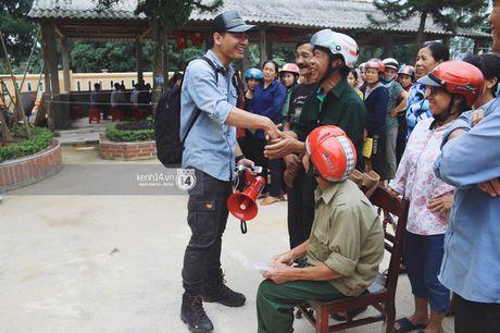 MC Phan Anh: 'Voi so tien da gan 14 ty, cuu tro khan cap xong, toi se dung lam tu thien chuyen sau hon' - Anh 4