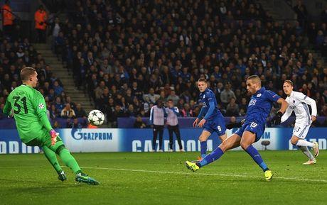 Leicester toan thang o Champions League, doi mat an phat vi phao sang - Anh 1