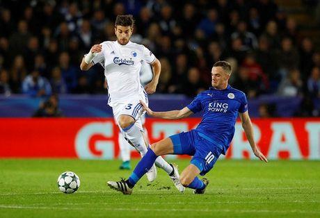 Leicester toan thang o Champions League, doi mat an phat vi phao sang - Anh 5
