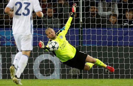 Leicester toan thang o Champions League, doi mat an phat vi phao sang - Anh 6