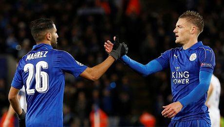 Leicester toan thang o Champions League, doi mat an phat vi phao sang - Anh 7