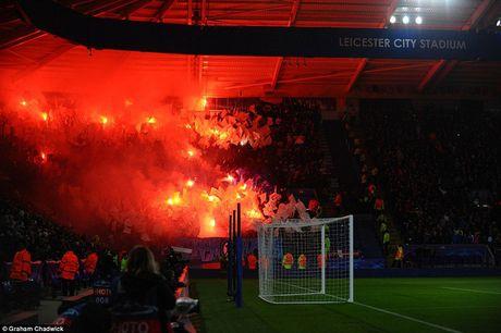 Leicester toan thang o Champions League, doi mat an phat vi phao sang - Anh 8