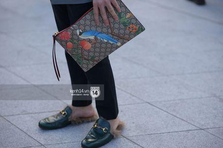Doc quyen: Street style chat lu tai Tuan le thoi trang Seoul - Ngay 2 - Anh 11