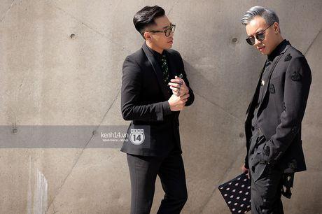 Doc quyen: Street style chat lu tai Tuan le thoi trang Seoul - Ngay 2 - Anh 7