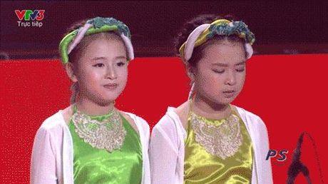 Nhung khoanh khac tu tin dang yeu cua cac be The Voice Kids trong dem liveshow 5 - Anh 10