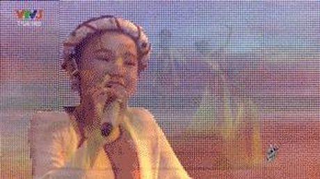 Nhung khoanh khac tu tin dang yeu cua cac be The Voice Kids trong dem liveshow 5 - Anh 8