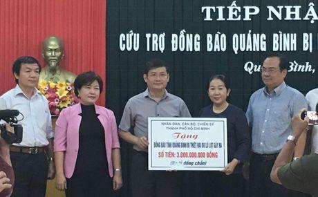 TP HCM ho tro nhan dan vung lu Quang Binh hon 3 ty dong - Anh 2